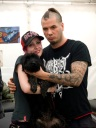 Phil Anselmo with Ana