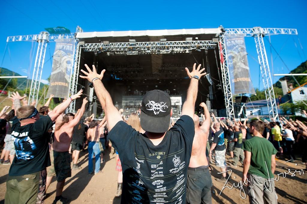 Metal camp 2012