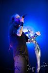 Korn playing at metal camp 2012, Johnatan davis